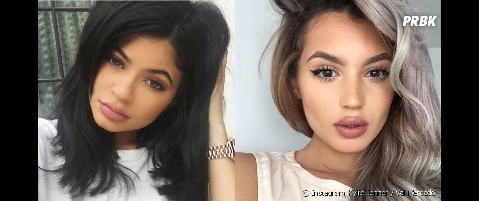 Kylie Jenner : son sosie Val Mercado très proche de Tyga