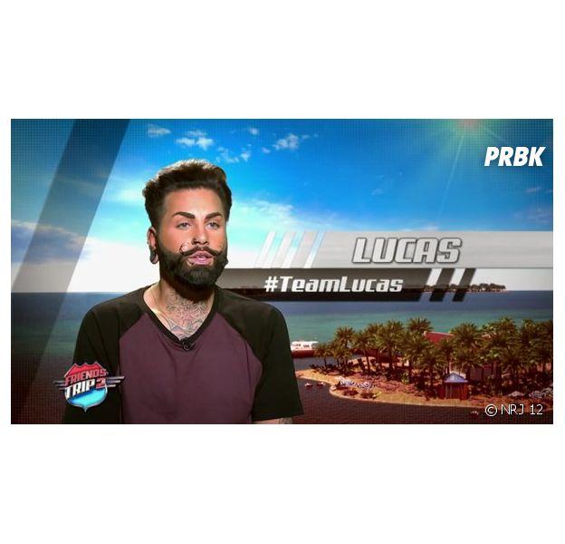 Friends Trip 2 : Lucas bientôt en couple avec Romain dans la télé-réalité de NRJ 12