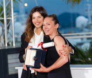 Maïwenn et Emmanuelle Bercot au Festival de Cannes 2015 et nommées pour les César 2016