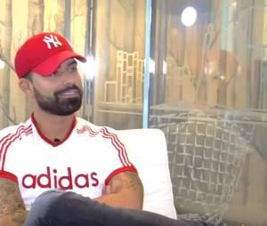 Vincent Queijo parle de sa nuit hot avec Eve lors de son interview pour Sam Zirah