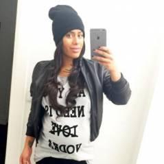 Amel Bent enceinte : la future maman affiche son baby bump sur Instagram