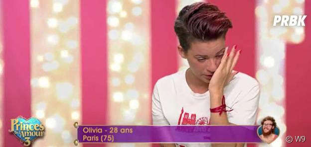Les Princes de l'amour 3 : Olivia en larmes à cause de Geoffrey