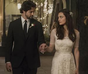 The Originals saison 2 : Jackson et Hayley sur une photo