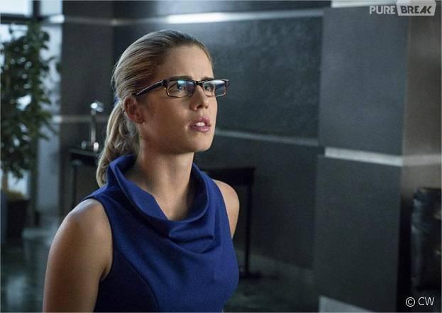 Arrow saison 4 : Felicity face à Calculator, son père