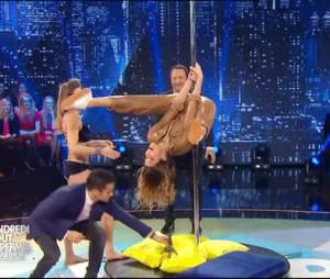 Laury Thilleman : énorme chute dans Vendredi tout est permis à cause du pole dance