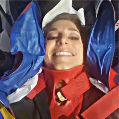 Laury Thilleman à l'hôpital après sa chute dans VTEP