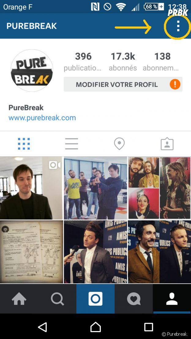 Instagram : comment utiliser le multi-comptes sur l'appli