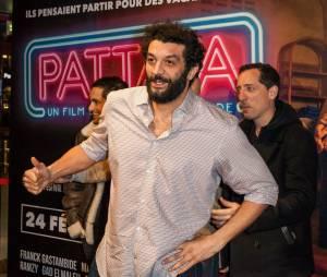 Ramzy Bedia à l'avant-première du film Pattaya au Gaumont Opéra à Paris le lundi 15 février 2016