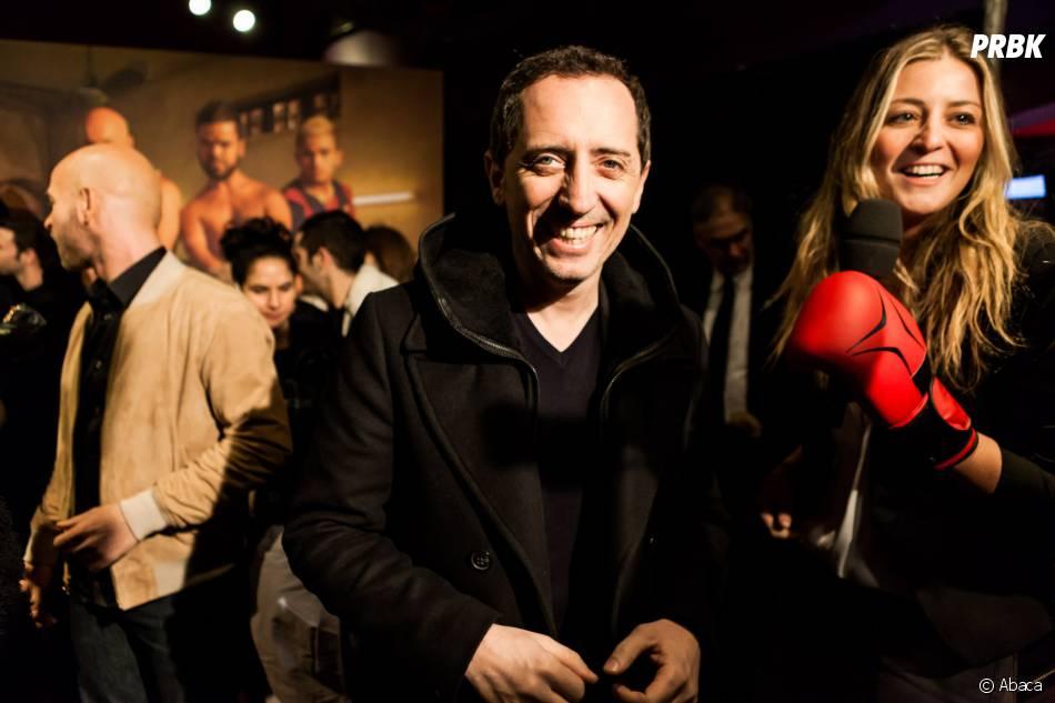 Gad Elmaleh à l'avant-première du film Pattaya au Gaumont Opéra à Paris le lundi 15 février 2016