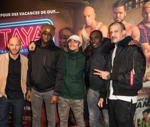 Mister V à l'avant-première du film Pattaya au Gaumont Opéra à Paris le lundi 15 février 2016