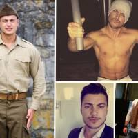 Florian Roche (Garde à vous) : compilation de ses photos sexy sur Instagram
