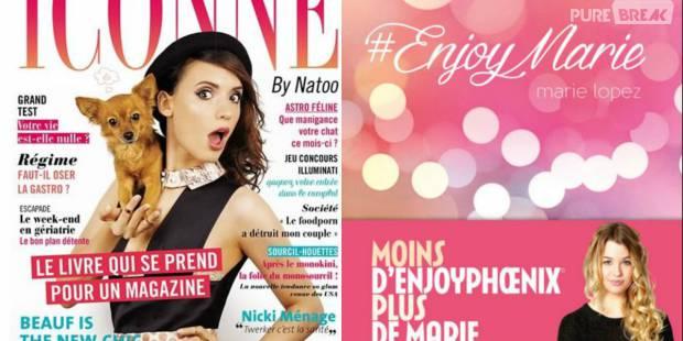 de32b4bc50df8e EnjoyPhoenix et Natoo   leurs livres dans le Top 20 des bouquins les plus  lus en