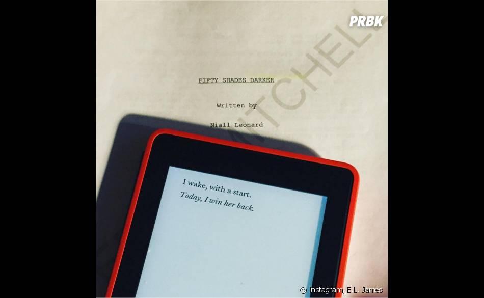 Fifty Shades Darker : teaser du script