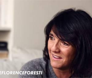 Florence Foresti imite Booba en interview pour Clique, février 2016