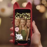 Snapchat : les filtres personnalisés et géolocalisés en approche