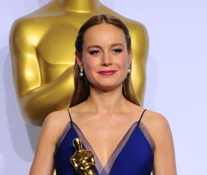Oscars 2016 : Brie Larson gagnante du prix de la meilleure actrice