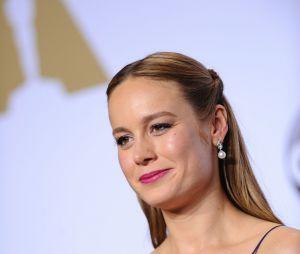 Oscars 2016 : Brie Larson et son Oscar