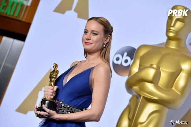 Oscars 2016 : Brie Larson Alicia Vikander