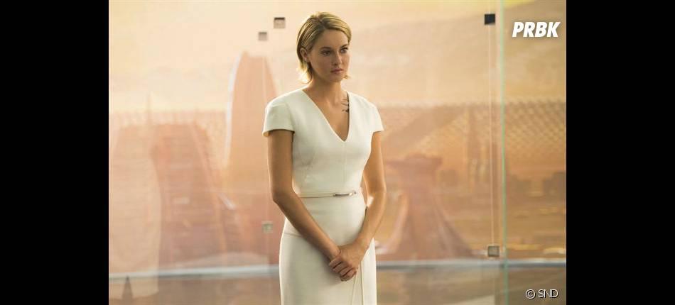 Divergente 3 : Shailene Woodley (Tris) sur une photo