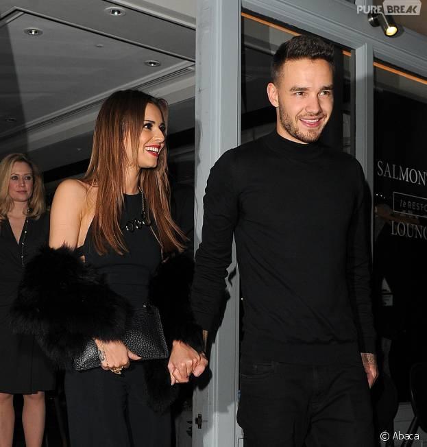 Liam Payne et Cheryl Cole en couple : main dans la main et heureux à Londres, le 9 mars 2016
