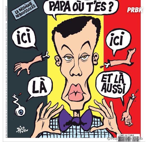 Stromae : la Une de Charlie Hebdo choque la famille du chanteur