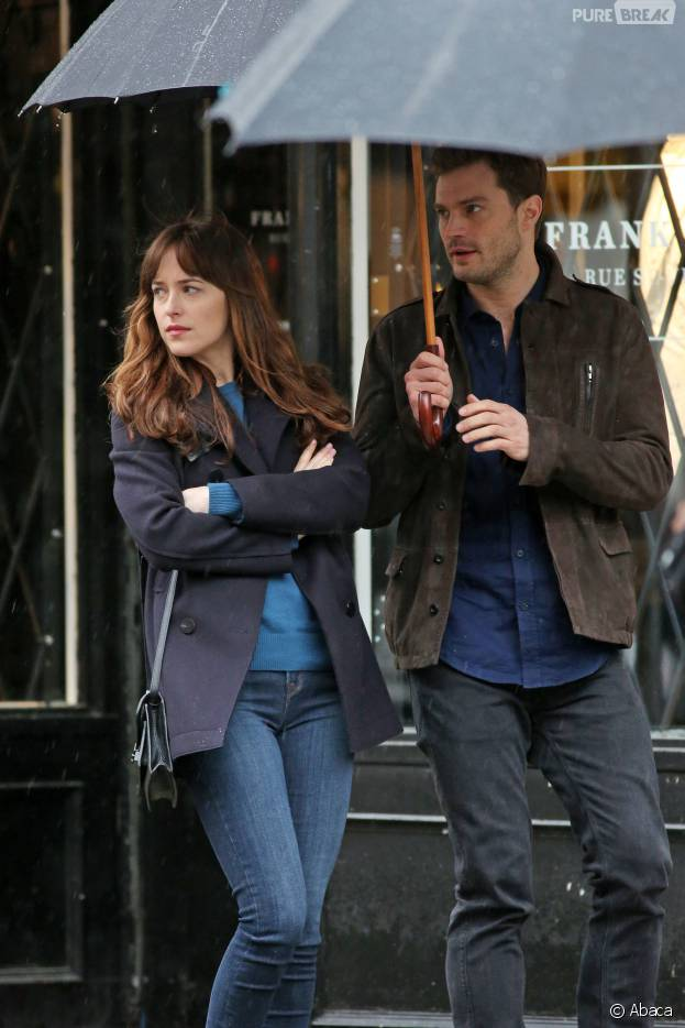 Jamie Dornan et Dakota Johnson : des tensions sur le tournage de Fifty Shades Darker ?