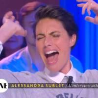 Alessandra Sublet et Daphné Bürki : simulation d'orgasme en direct dans La Nouvelle Edition