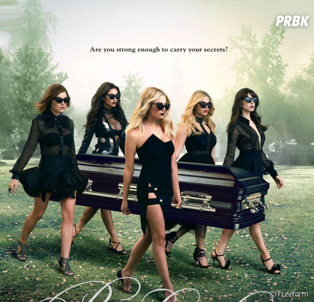Pretty Little Liars saison 7 : la date de diffusion enfin dévoilée