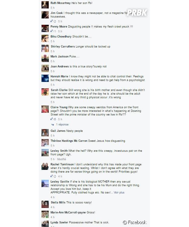 Les internautes ont réagi à cette histoire