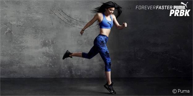 Kylie Jenner égérie sexy pour Puma