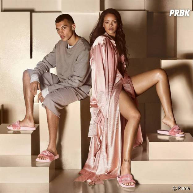 Rihanna égérie sexy pour Puma