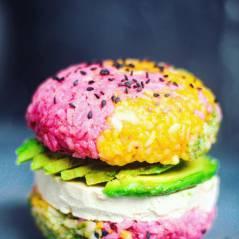 Le sushi burger, la nouvelle mode yummy