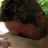 Vince (The Island 2) : mais pourquoi a-t-il TOUJOURS du sable sur le visage ?