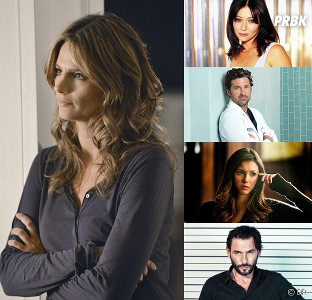 Nina Dobrev, Patrick Dempsey, Stana Katic... Ces stars qui ont quitté leur séries