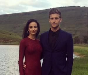 Nicole Meyer et son petit-ami