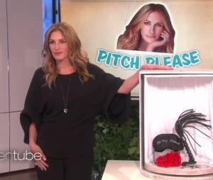 Julia Roberts joue les vendeuses de télé-achat