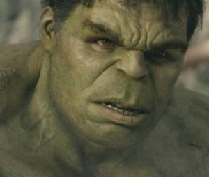Avengers 2 : Hulk sur une photo