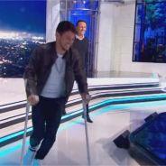 Rayane Bensetti blessé dans l'Hebdo Show : voici ce qui lui est arrivé