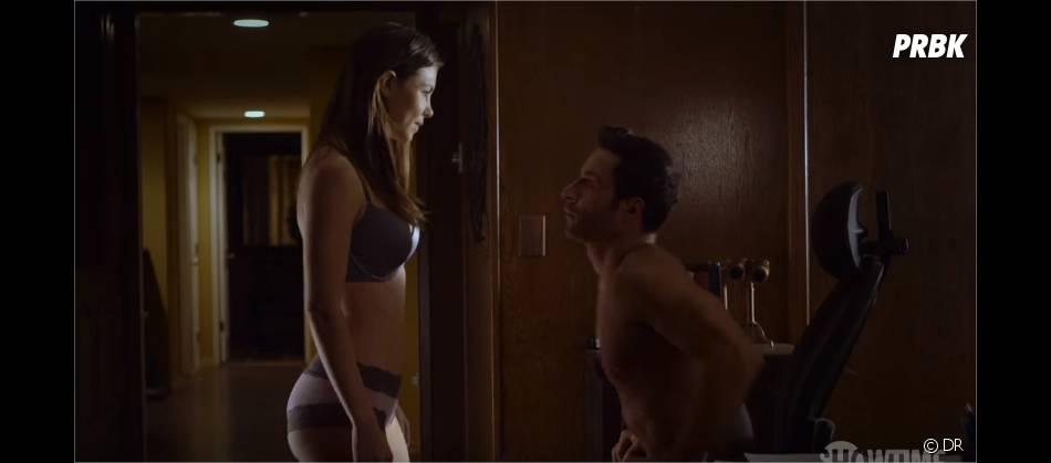 Submission : la série sexy de Showtime
