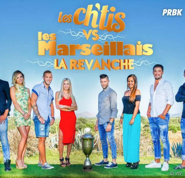 Les Ch'tis et Les Marseillais dans la même équipe pour une nouvelle télé-réalité