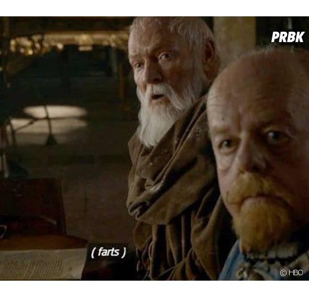 Game of Thrones saison 6 : les scénaristes font une blague de pet dans l'épisode 3