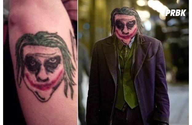 Les pires tatouages de super-héros
