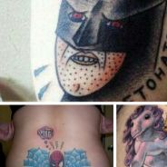 Batman, Wolverine, Hulk... les pires tatouages des fans de super-héros