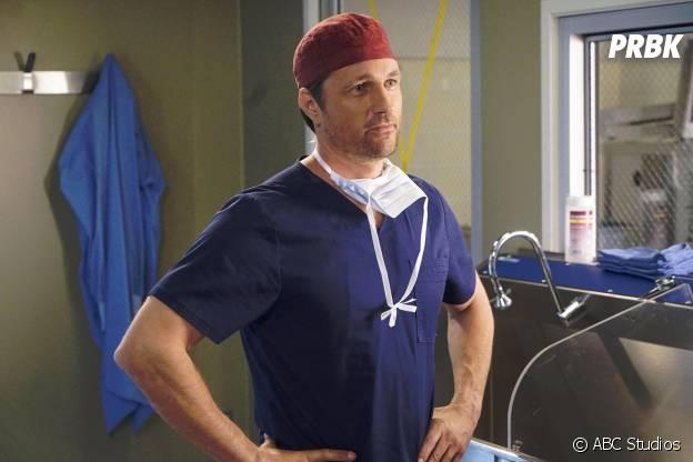 Grey's Anatomy saison 12 : Martin Henderson joue le rôle de Nathan Riggs