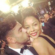 Ricardo Pinto et Nehuda (Les Anges 8), couple glamour au Festival de Cannes 2016