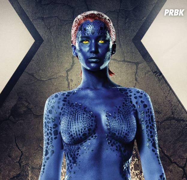X-Men Apocalypse : un rôle qui rapporte beaucoup d'argent à Jennifer Lawrence