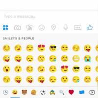 Facebook : 1 500 nouveaux emojis débarquent sur Messenger