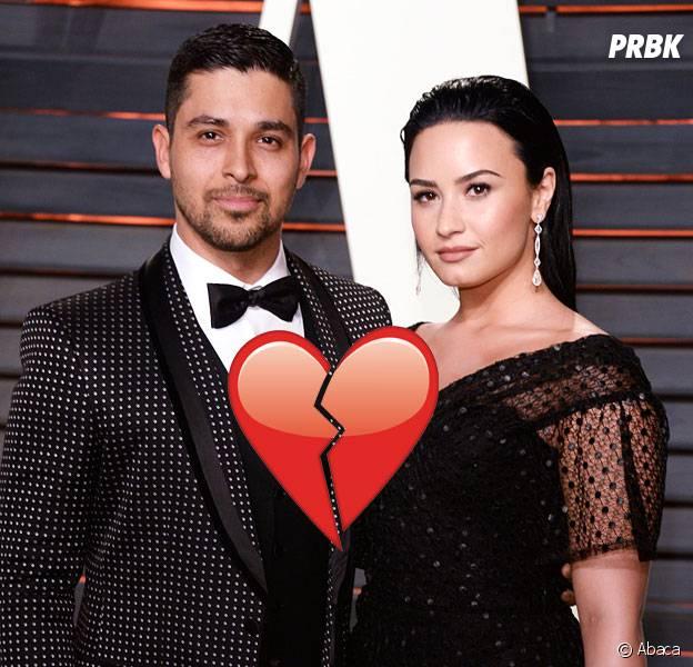 Demi Lovato et Wilmer Valderrama ont annoncé leur rupture