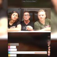 Pascal (Koh Lanta 2016), Wendy, Gabriel et Laureen lancent leur propre émission sur Periscope