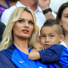 Dimitri Payet en feu sur le terrain : sa femme Ludivine enflamme les tribunes de l'Euro 2016